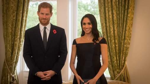 Доглядатимуть за донькою: принц Гаррі й Меган Маркл разом підуть у декретну відпустку