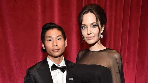 Сын Анджелины Джоли и Брэда Питта отказался идти на выпускной