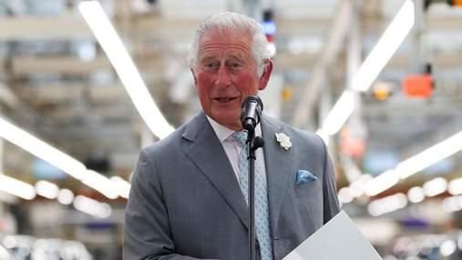 Принц Чарльз щасливий, що в Меган і Гаррі народилась донька: перший публічний коментар