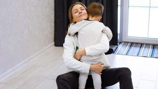 Справжнісіньке диво, – Олена Шоптенко зворушливо привітала сина з 3-річчям