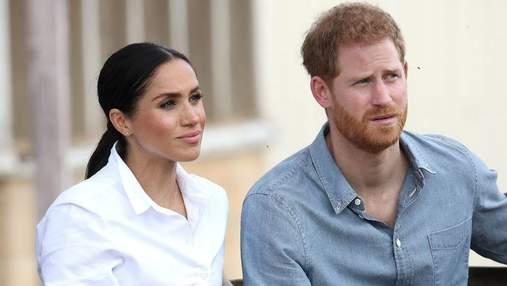 Подаватимуть до суду: принц Гаррі та Меган обурені через статтю BBC про ім'я доньки