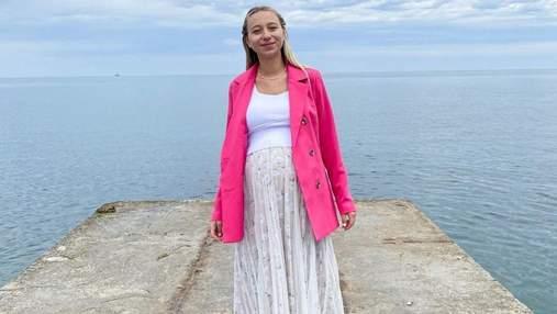 Жена Виктора Павлика призналась, что заболела накануне родов