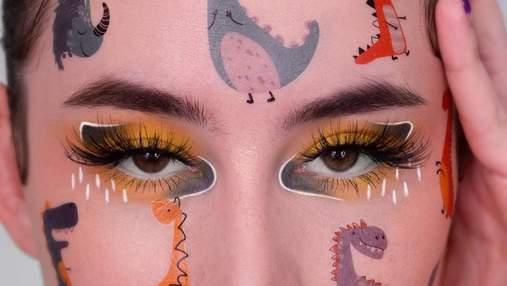 Як у соліста Måneskin і Круелли: креативні ідеї для модного і незвичайного макіяжу