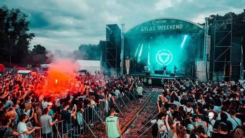 Вечірка у серці Карпат: що відомо про фестиваль Atlas Weekend Bukovel