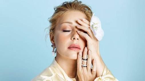 С обручальными кольцами на шее: Тина Кароль растрога видео в 13 годовщину брака с покойным мужем