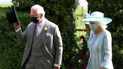 Принц Чарльз з Каміллою завітали на кінні перегони Royal Ascot – улюблені в Єлизавети II