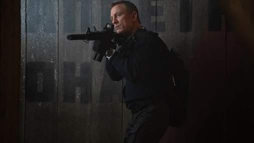 """""""007: Не час помирати"""": презентували видовищний український трейлер фільму про Джеймса Бонда"""