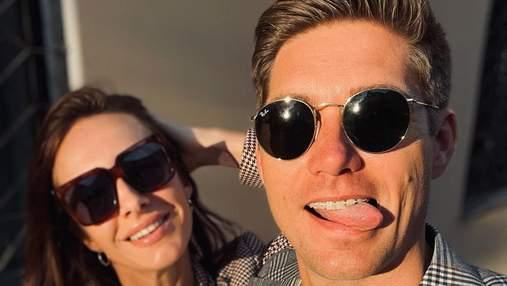 З шампанським та фруктами: Остапчук з дружиною Христиною насолоджуються відпусткою в Чорногорії