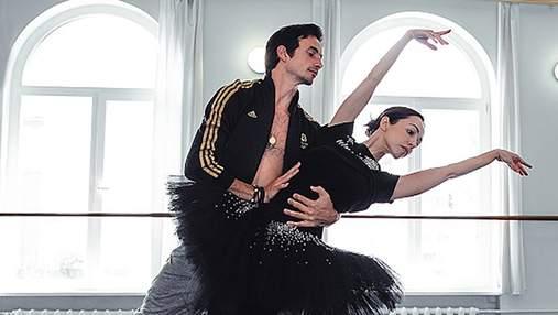 Екатерина Кухар показала репетицию с любимым и его сестрой: фантастические фото