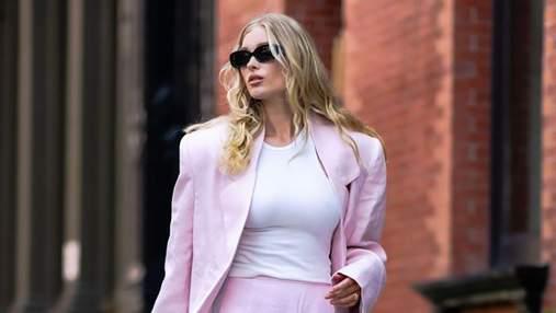 Колір настрою – рожевий: Ельза Госк захопила мережу вражаючим образом