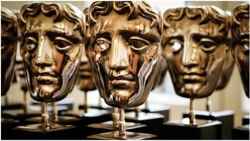 Оголошено дату вручення премії BAFTA Film Awards 2022
