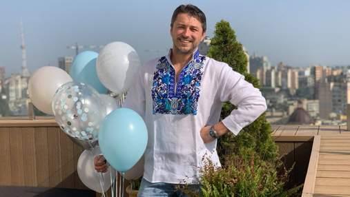 Порох есть, цели наметил: Сергей Притула отмечает свое 40-летие