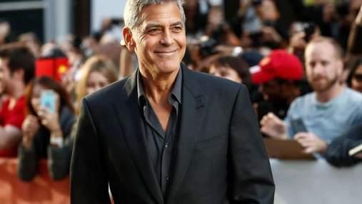 Джордж Клуни и его друзья откроют школу кино и телевидения