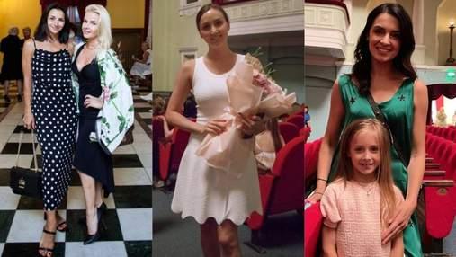 """Гвоздева, Ризатдинова и Хамайко: звезды побывали на балете """"Белоснежка и семь гномов"""""""