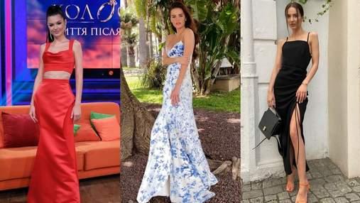Одеваемся на выпускной по примеру украинских инфлюэнсеров: модная подборка