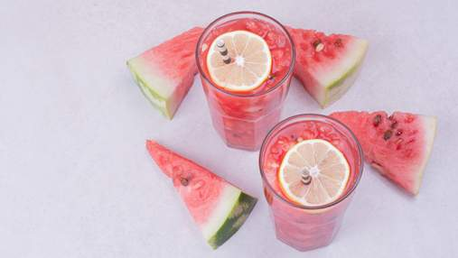 Коктейли из арбуза: три рецепта холодного летнего напитка
