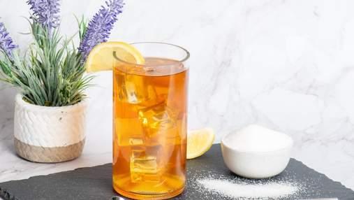 Холодный чай в жару: три простых рецепта