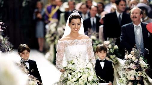 Хочу платье, как у кинозвезды: подборка культовых свадебных платьев из фильмов