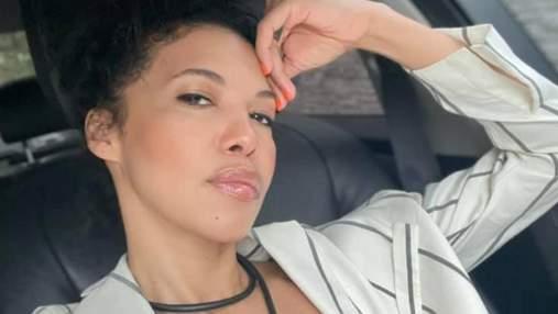Телеведуча Кароліна Ашіон звинуватила Олександра Ткаченка в расизмі