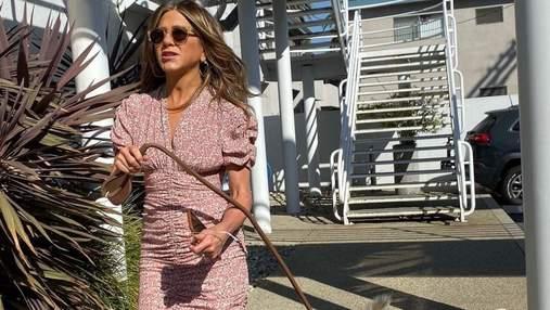 Як доглядати за собою: Дженніфер Еністон – про старість, б'юті-рутину та медитації