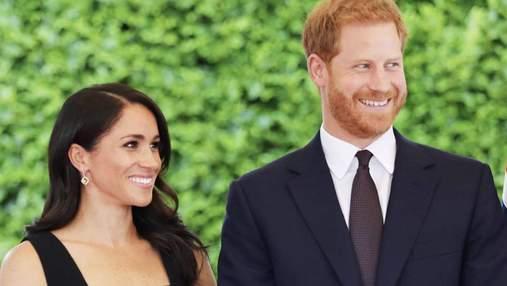 Нам повезло, – принц Гарри впервые рассказал о новорожденной дочери