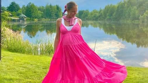 Спеку відчуваю сильніше, – Катя Осадча розповіла, як проходить її вагітність влітку