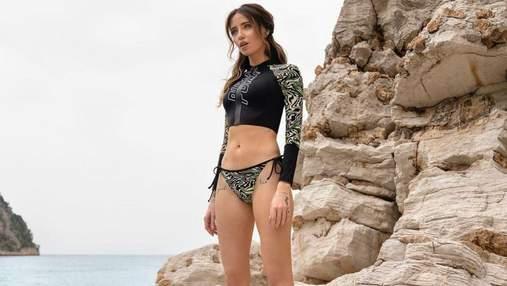 Надя Дорофеева похвасталась идеальным телом в бикини: соблазнительное фото