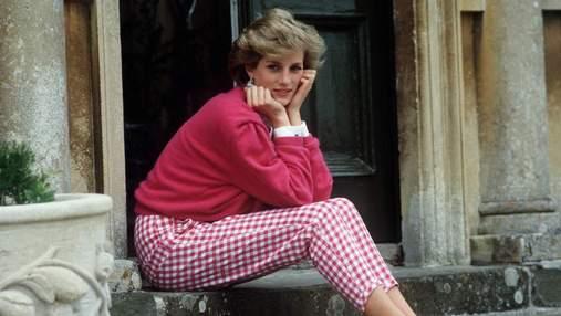 Принцесса Диана в детстве: редкое архивное фото матери принцев Уильяма и Гарри