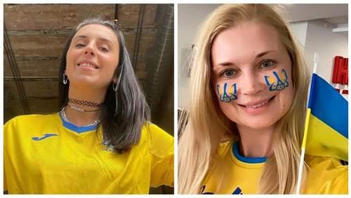 Джамала, Горбунов, Тополя: зірки підтримали збірну України перед матчем з Англією