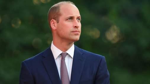 Хорошо сыграно, – принц Уильям похвалил игру украинской сборной в матче против Англии