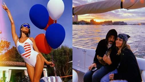 Главный праздник в США: как звезды отмечали День независимости – интересная фотоподборка