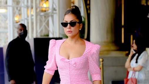 Леді Гага підкорює Нью-Йорк: 5 розкішних образів знаменитості в готелі The Plaza