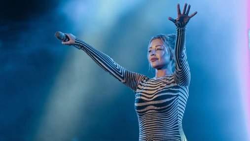 Тіна Кароль приголомшила фантастичним шоу на Atlas Weekend 2021: фото та відео