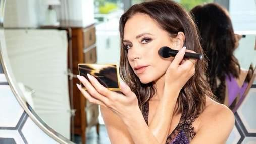 Як Вікторія Бекхем в 47 років виглядає молодою: 8 секретів краси модельєрки