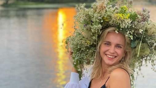 В ночь на Ивана Купала: Лилия Ребрик показала атмосферные фото