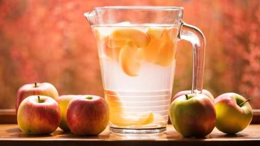 Освіжаючий морс: 3 рецепти літнього напою, які нагадають смак дитинства