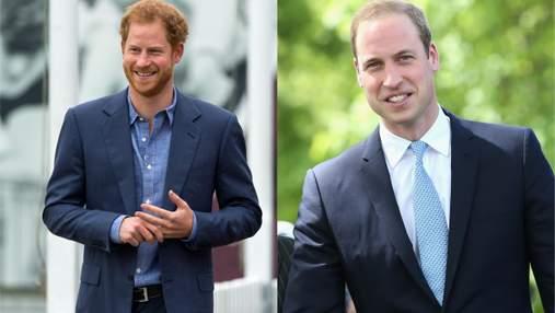 Перевернули новую страницу: в СМИ рассказали о чем говорили принцы Гарри и Уильям в Лондоне