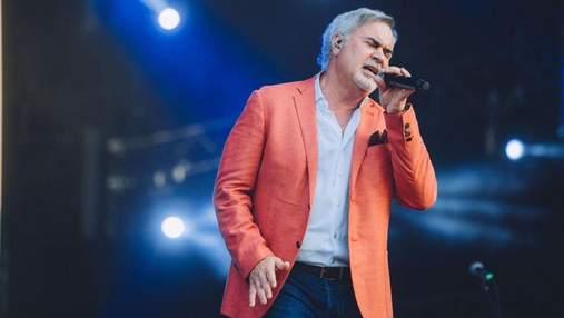 Валерій Меладзе на Atlas Weekend: як пройшов виступ співака з країни-агресора та реакція мережі