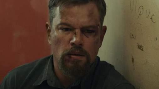 """Мэтта Дэймона растрогали до слез на премьере триллера """"Тихий омут"""" в Каннах: видео"""