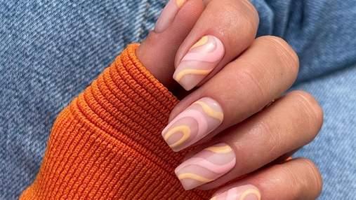 Летний маникюр на длинные ногти: 10 стильных вариантов для модных красавиц