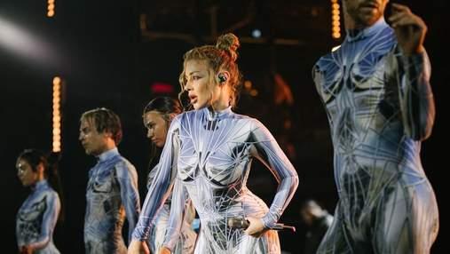 Тіна Кароль заявила, що гурт Mozgi ледь не зірвав її шоу на Atlas Weekend