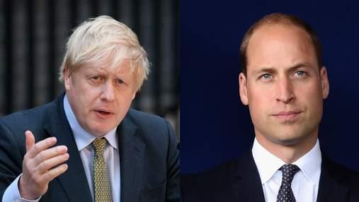 Отвратительное поведение, – Джонсон и принц Уильям осудили расистские оскорбления сборной Англии