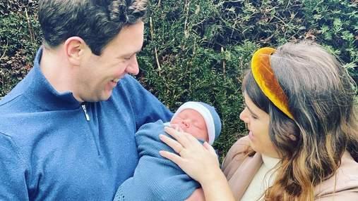 Принцесса Евгения отложила крещение сына из-за угрозы коронавируса