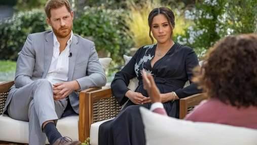 Серед номінантів Еммі 2021 – скандальне інтерв'ю Опри Вінфрі з Меган Маркл і принцом Гаррі