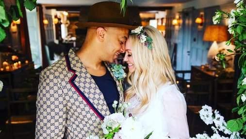 Емма Бантон вийшла заміж за Джейда Джонса після 23 років стосунків