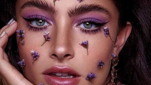 Модный лавандовый макияж на лето: 7 волшебных идей для вашего бьюти-образа