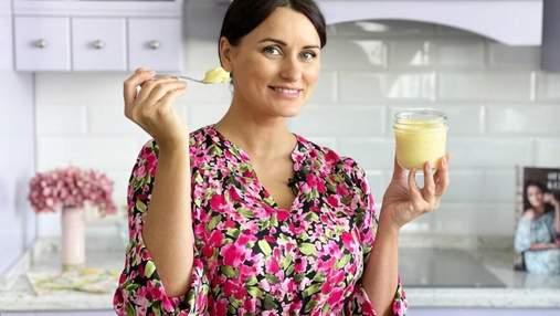 Цитрусова насолода: рецепт солодкого курду від кондитерки Лізи Глінської