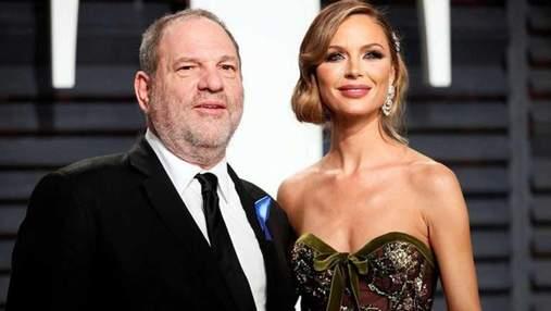 Джорджина Чапман офіційно розлучилася зі скандальним Гарві Вайнштейном