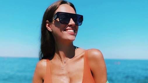 Жена Григория Решетника засветила пышную грудь в откровенном лифе: эротическое фото