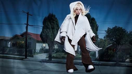Билли Айлиш снялась в экстравагантных образах для Vogue Australia: фото